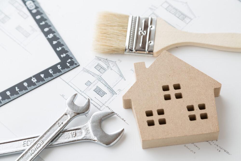 建築したメーカーの場合、家のデータがある